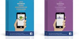 Flyer Smartphone-App's