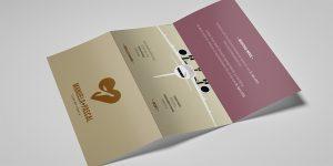 Einladungskarte Manuela & Pascal