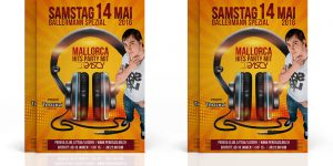 Mallorca Hits Party 2016, Perosa Club Luzern