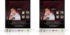 DJ PASCY Birthday Bash-Party