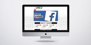 Webseite www.dj-pascy.ch