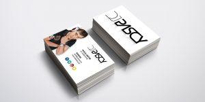 Visitenkarten DJ PASCY