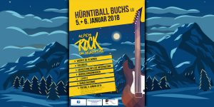 Flyer HÜRNTIBALL 2018
