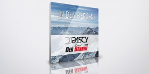 "CD Cover ""IN DEN BERGEN"""