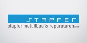 Logo stapfer metallbau & reparaturen gmbh