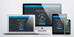 Webseite www.stapfer-metallbau.ch