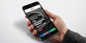 Webseite Mobile www.msv-3d.ch