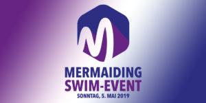 Markenzeichen MERMAIDING SWIM-EVENT 2019