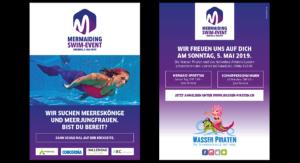MERMAIDING SWIM-EVENT 2019